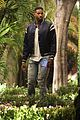 khloe kardashian tristan thompson hold hands on date night 06