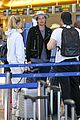 patrick schwarzenegger and girlfriend abby champion catch flight out of lax 08