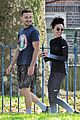 shia labeouf fka twigs step out together 03