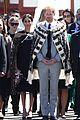 meghan markle prince harry powhiri welcome 48
