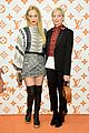 julianne moore justin theroux  sienna miller step out for louis vuitton event in nyc 08