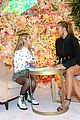 chrissy teigen shows off her revolve collection at nyc pop up12