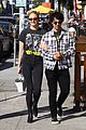 sophie turner holds on close to joe jonas during afternoon outing 01