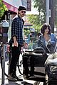 vanessa hudgens austin butler step out for coffee run in la 03