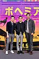 rami malek brings bohemian rhapsody to japan 04
