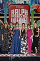 mandy moore taraji p henson and sarah silverman ralph breaks the internet world premiere 46
