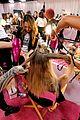 victorias secret models hair makeup backstage fashion show 2018 48