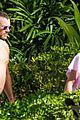 lee westwood shirtless helen storey vacation 35