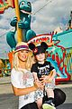 christina aguileras cutest family photos with fiance kids 05