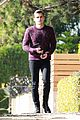 dave franco dons colorful sweater for los feliz lunch outing 01