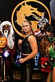 ronda rousey helps launch mortal kombat 02