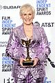 glenn close wins at spirit awards 2019 20