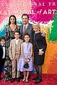 matthew mcconaughey gets honored at texas medal of arts awards with family by his side 02