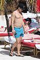 james franco girlfriend miami beach vacation 68