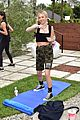 bella thorne stop by aero beach house for sustainable beach retreat 20