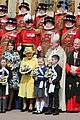 queen elizabeth joined by princess eugenie for easter coin ceremony 32