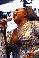 lizzo rocks sparkling bodysuit for coachella performance 08
