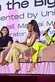 marsai martin issa rae regina hall promote little at beautycon 18