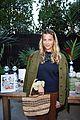 lea michele eva longoria more celebrate eat clean play dirty cookbook launch 40