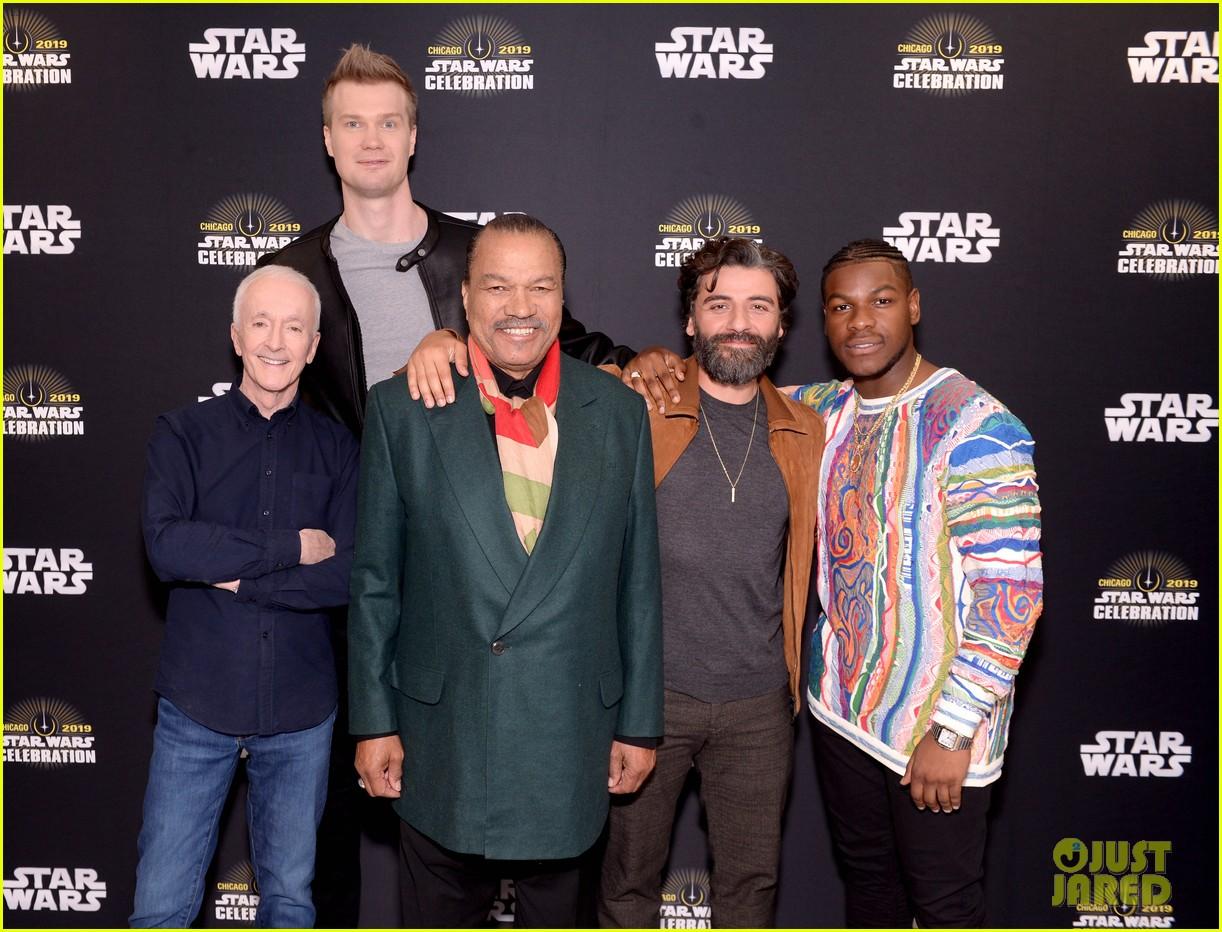cast star wars rise of skywalker