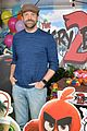 sterling k brown rachel bloom jason sudeikis step out angry birds 2 photo call 10