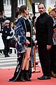 marion cotillard crop top shorts cannes red carpet 01