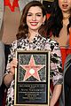 anne hathaway hollywood walk of fame 02