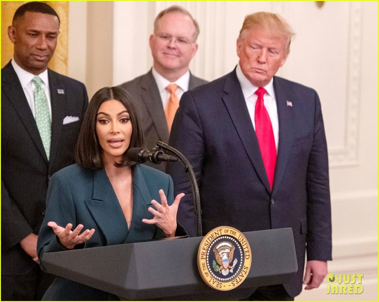 kim kardashian joins president trump criminal justice reform 034309576