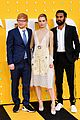 lily james ed sheeran himesh patel more yesterday london premiere 02