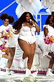 lizzo channels a bride for bet awards 18
