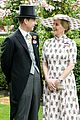 kate middleton prince william kick off day one of royal ascot 16
