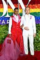 billy porter poses with husband adam smith at tony awards 2019 04