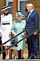 donald ivanka trump meet with queen elizabeth ii at buckingham palace 20