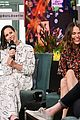 sutton foster younger cast at build series 50