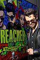 dominic cooper ruth negga preacher comic con 25
