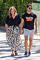 darren criss and wife mia swier go house hunting in la 01