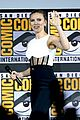 scarlett johansson black widow marvel comic con 01