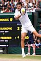 Photo 10 of Novak Djokovic Defeats Roger Federer to Win Wimbledon 2019