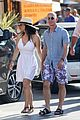 jeff bezos vacation with lauren sanchez scooter braun 01