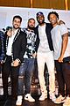 drake supports lebron james at uninterrupted canada launch 02