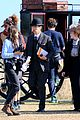 benedict cumberbatch channels louis wain while filming in carriage in england 03