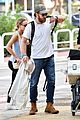 joel edgerton lily rose depp arrive in venice ahead of the king premiere 03