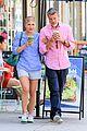 selma blair boyfriend david price sip on green drinks in la 01