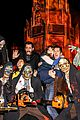 zooey deschanel jonathan scott horror nights