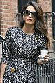 amal clooney heads to work at columbia law school 04