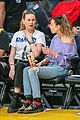 behati prinsloo has girls night out at lakers game 05