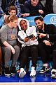 amy schumer husband chris fischer have date night at knicks game in nyc 01