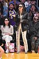 courtney cox emily ratajkowski more have night out at star studded lakers game 01
