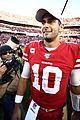 jimmy garoppolo 49ers quarterback 20