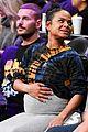 Photo 8 of Pregnant Christina Milian & Boyfriend Matt Pokora Have Date Night at Lakers Game!